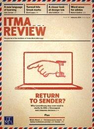 01_ ITMAFeb_coverCMDSb.indd