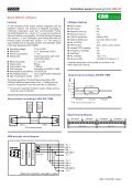 Model series NBX 65 - Housing form - TWK-ELEKTRONIK GmbH - Page 2