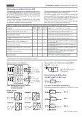 Model series NBX 65 - Housing form - TWK-ELEKTRONIK GmbH - Page 5