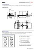 Model series NBX 65 - Housing form - TWK-ELEKTRONIK GmbH - Page 6