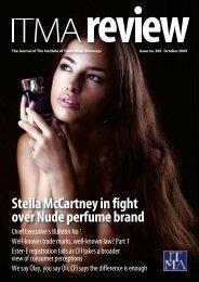 Stella McCartney in fight over Nude perfume brand - ITMA