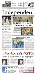Bengals on top after Homecoming win - Matchbin