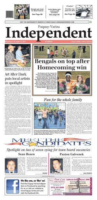Bengals on top after Homecoming win - Matchbin
