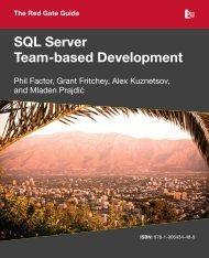 SQL Server Team-based Development - Red Gate Software