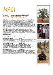 Mali Hauptprogramm Feb. 2008