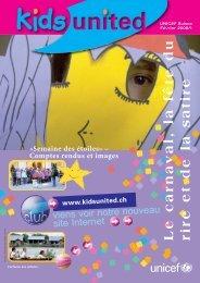 Le carnaval, la fête du rire et de la satire - Unicef