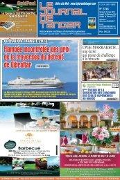 Le Journal de Tanger en pdf