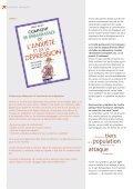 Apprendre à vivre avec la peur de la peur Des ... - Depression.ch - Page 6
