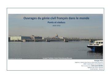 Ponts et viaducs - Cnisf