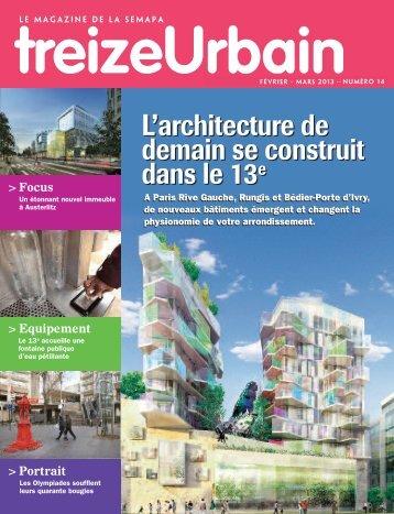 Portfolio d 39 architecture - L architecture de demain ...