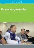 Licences & Licences Pro - Portail de l'offre de formation de l ... - Page 7