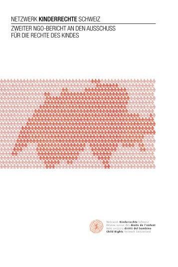 Zweiter NGO-Bericht an den Ausschuss für die Rechte des ... - Unicef