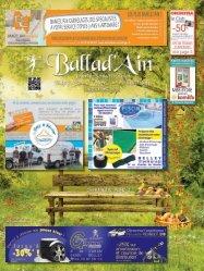 Septembre / 2012 - Ballad'Ain