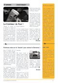 Le journal des jeunes Reporters du Tour de France n° 4 - Page 3