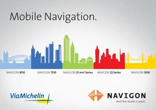 Navigon 8110 Conforama