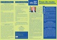 Feux de route - avril 2011 - Enim