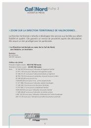 Valenciennes - Caf.fr