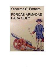 Forças Armadas Para Quê? - eBooksBrasil