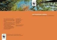 «Ich bestimme selbst». - WWF Schweiz