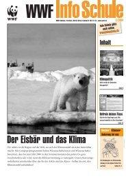 Der Eisbär und das Klima - WWF Schweiz