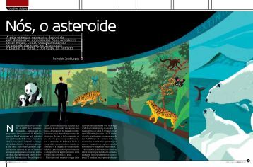Nós, o asteroide - Portal do Professor