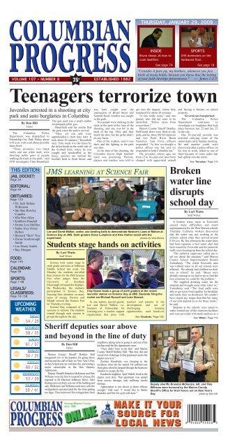 Broken water line disrupts school day - Matchbin