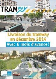 Téléchargez le 8ème numéro du dossier spécial tramway