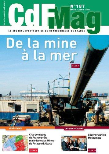 PDF, 2 Mo - Charbonnages de France
