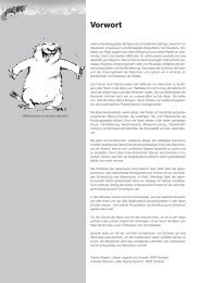 Vorwort - WWF Schweiz