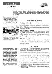 SICILE TAORMINE - Mission TICE