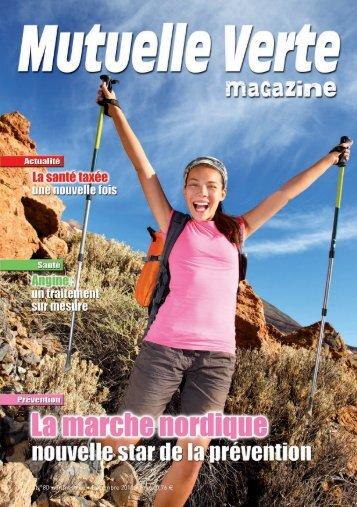 Magazine Mutuelle - La Mutuelle Verte
