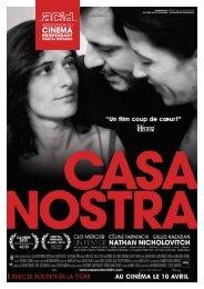 CINEMA - CASA NOSTRA le film