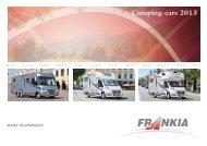 Camping-cars 2013 - Frankia