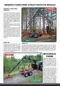 utilajele sunt construite pentru calitate şi durabilitate - Farmi Forest - Page 2