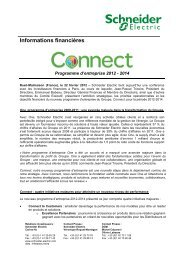 Télécharger le PDF - Schneider Electric
