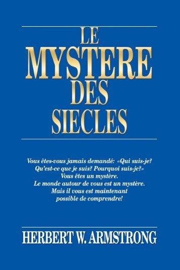 Mystère des Siècles - Sympatico