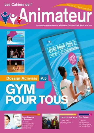 Télécharger ce numéro - Fédérations française epmm Sports pour ...