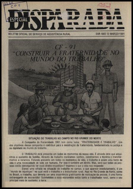 """m """"CONSTRUIR A FRAZ *E NO - cpvsp.org.br"""