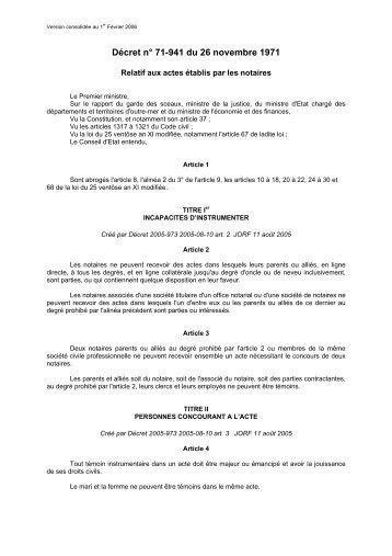 Chambre Des Notaires Du Rhone   Images  Economie Chef D