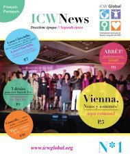 ICWNews - ICW GLOBAL