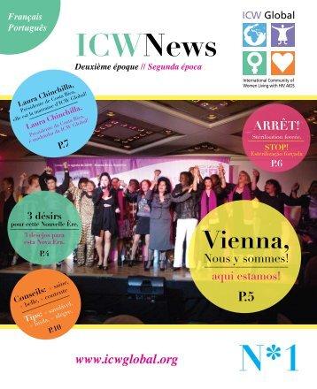 ICWNews - ICW GLOBAL
