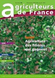 Téléchargez ce numéro au format PDF - SAF-agriculteurs de France