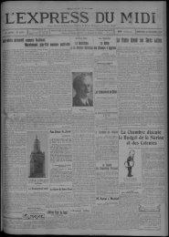 23 novembre 1927 - Bibliothèque de Toulouse