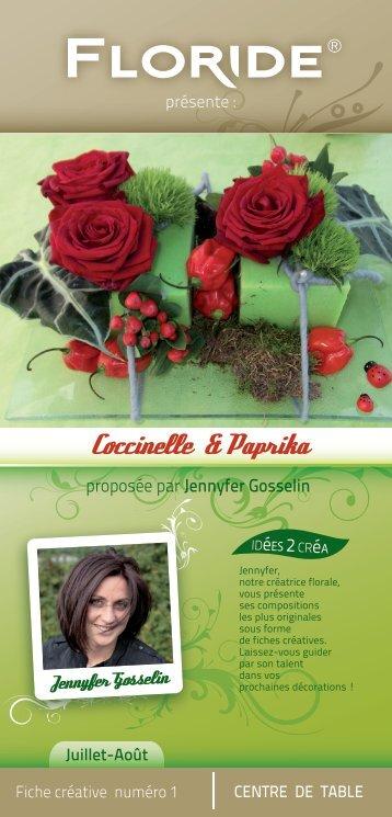 Coccinelle & Paprika - Floride | Fabricant de mousse florale en ...