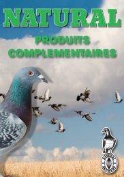 Télécharger Brochure Produits Complémentaires - Natural