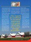 CPM insert - Coccivac, Vaccin Coccivac, Coccidiose subclinique ... - Page 3