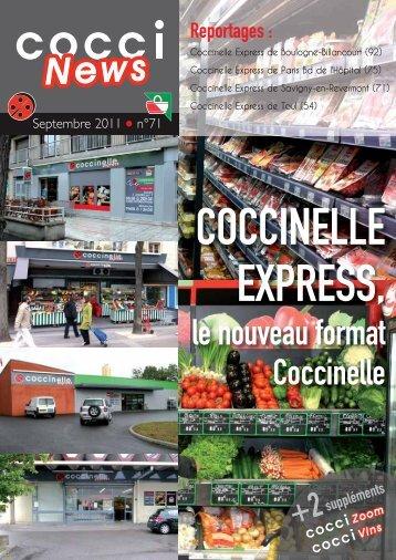 le nouveau format Coccinelle - SEGUREL - Votre centrale d'achats ...
