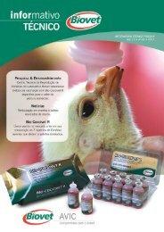Bio-Coccivet R conquista novos mercados - Suiaves