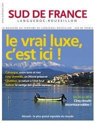 Brochure Languedoc-Roussillon Sud de France 2011