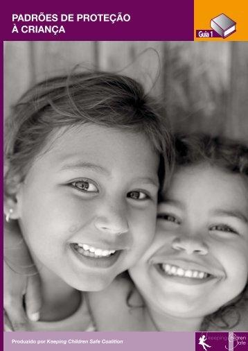 PADRÕES DE PROTEÇÃO À CRIANÇA - Keeping Children Safe